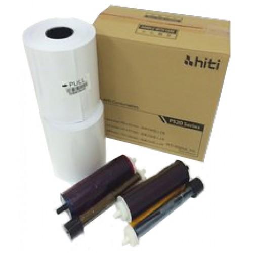 "HiTi P520l / P525l Printer 4x6"" Print Kit"