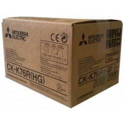 "Mitsubishi K60 4x6"" / 6x8"" Print Kit (CK-K76R)"