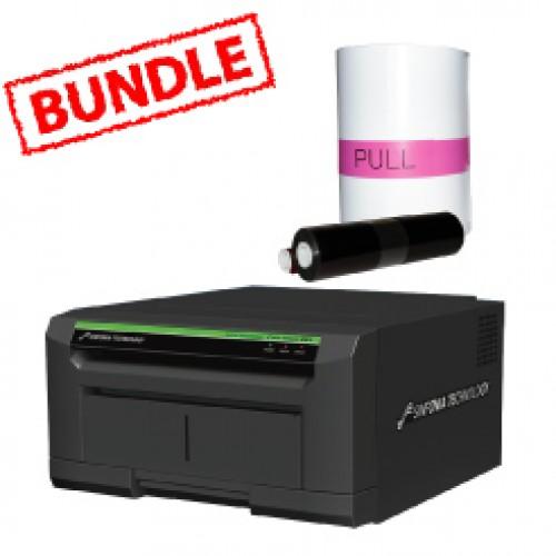 Sinfonia Color Stream CE1 Printer Media Roll Bundle