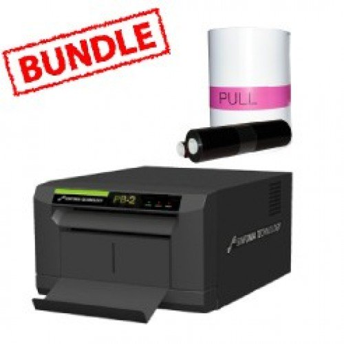 Sinfonia Color Stream PB2 Printer Media Bundle