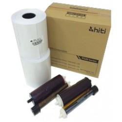"HiTi P520l / P525l Printer 5x7"" Print Kit"