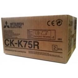 "Mitsubishi K60 5x7"" Print Kit (CK-K75R)"