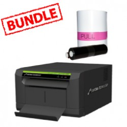Sinfonia Color Stream CS2 Printer Media Roll Bundle