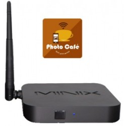 Sinfonia Photo Cafe WiFi Print Server